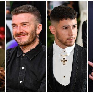 6 kiểu tóc nam ngắn tuyệt nhất cho mùa Hè