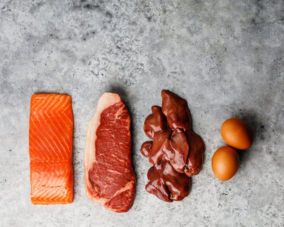 thực phẩm chế độ ăn kiêng carnivore 1