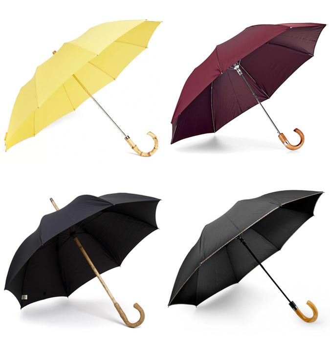 trang phục đẹp-các loại dù đi mưa