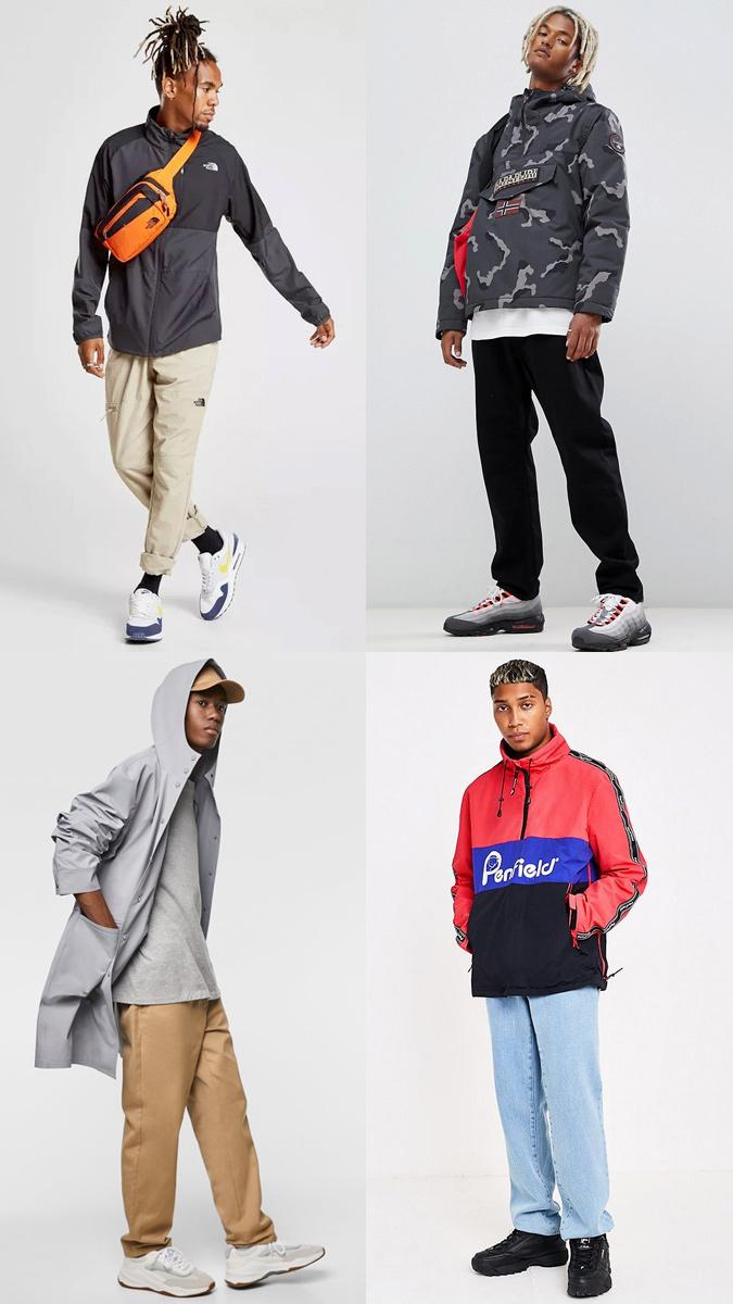 trang phục đẹp-phong cách Weatherproof Streetwear