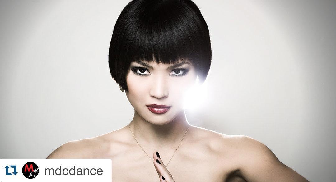 nữ dancer-Rino Nakasone thời tóc ngắn