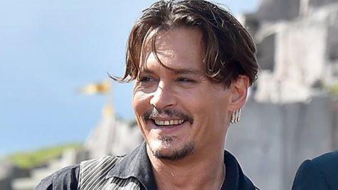 Johnny Depp - elle man 1