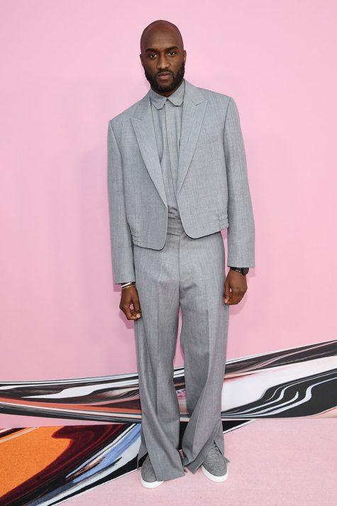 Virgil Abloh xếp vị trí thứ 6 trong top sao nam mặc đẹp. Ảnh: Highsnobiety