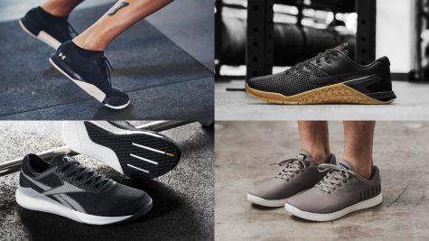 Top 7 giày tập gym được đánh giá cao nhất nửa đầu 2019