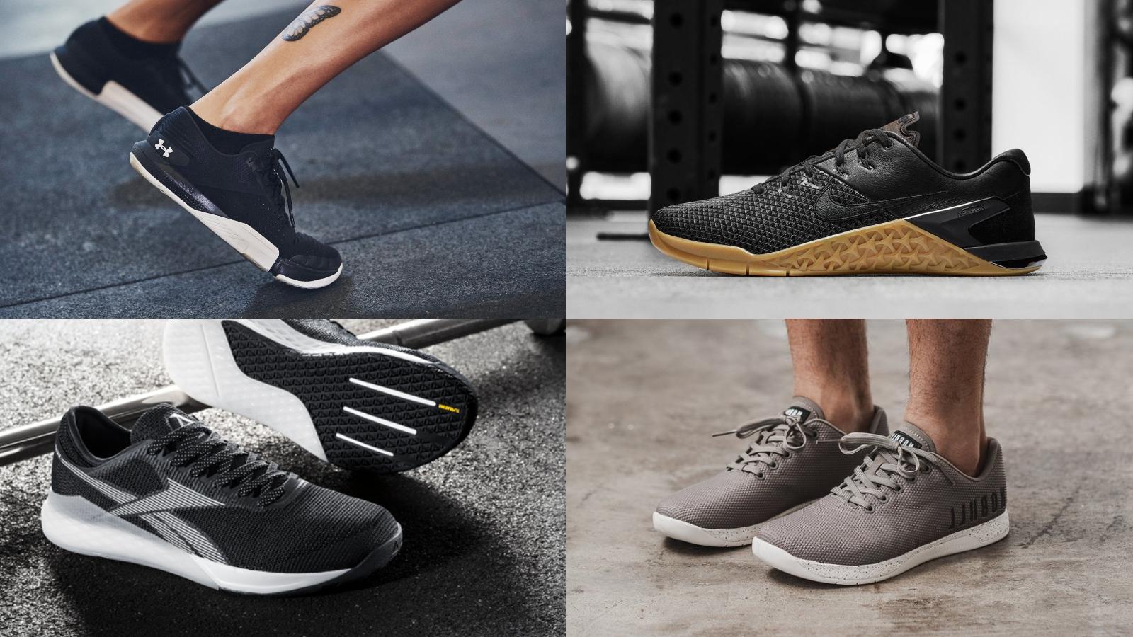 Top 7 mẫu giày tập gym tốt nhất nửa đầu 2019 I ELLE Man Việt Nam