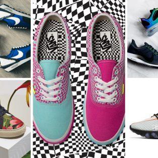 5 phát hành giày thể thao ấn tượng nhất tuần (3 – 9/6/2019)