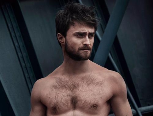 """Người Sói"" Wolverine-Daniel Radcliffe sexy"