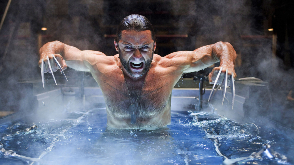 """Người Sói"" Wolverine-Hugh Jackman trong vai Wolverine"