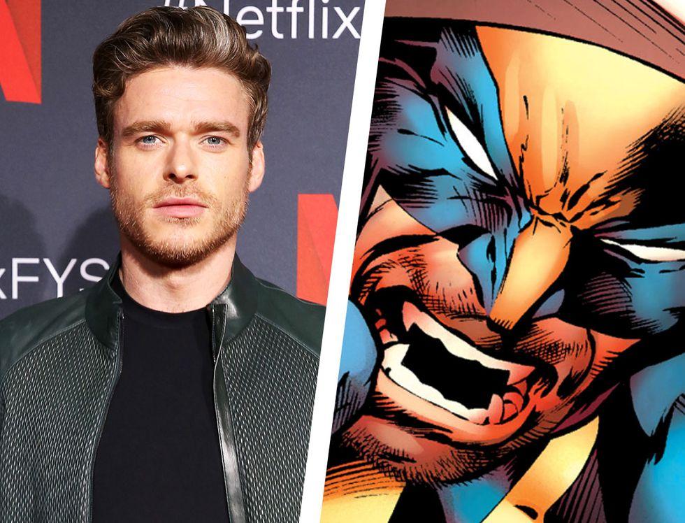 """Người Sói"" Wolverine-Richard Madden trong vai Wolverine"