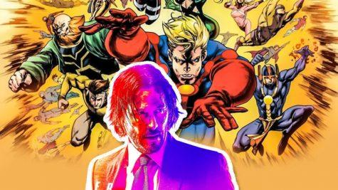 Diễn viên Keanu Reeves sẽ gia nhập Vũ trụ điện ảnh Marvel?