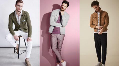 6 gợi ý phong cách phối màu mới lạ dành cho phái mạnh