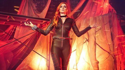 nữ đô vật WWE Becky Lynch 2