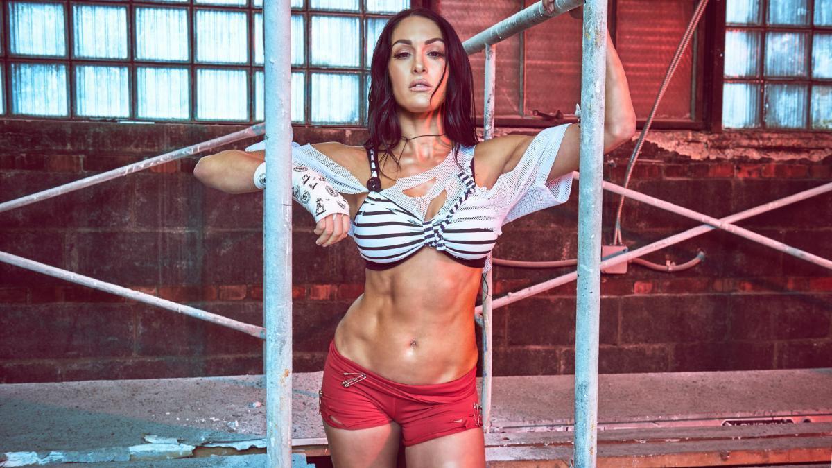 nữ đô vật Nikki Bella 2