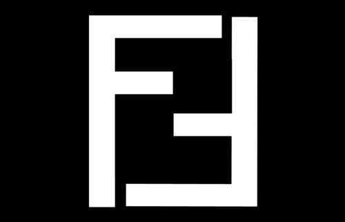 logo thương hiệu FF của Fendi