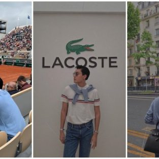 """Theo chân """"chú"""" Quang Đại """"trầm trồ"""" suốt mùa giải Roland Garros"""