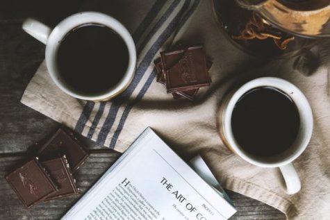 giảm cân hiệu quả-cà phê đen flat lay