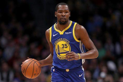 Forbes Top 100 vận động viên thu nhập cao nhất 2019 - Kevin Durant