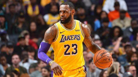 Forbes Top 100 vận động viên thu nhập cao nhất 2019 - LeBron James