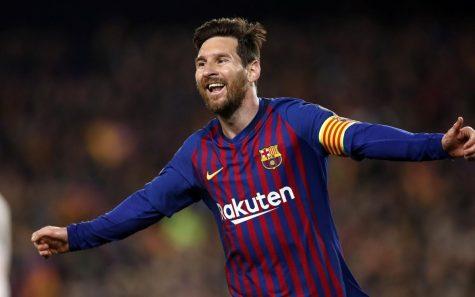 Forbes Top 100 vận động viên thu nhập cao nhất 2019 - Lionel Messi