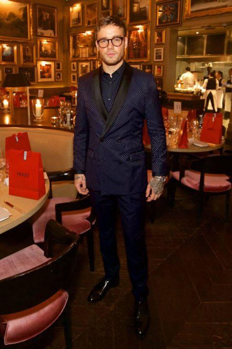 Liam Payne xếp vị trí thứ 7 trong bảng xếp hạng sao nam mặc đẹp tuần này. Ảnh: GQ