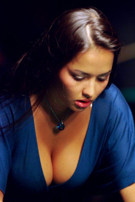 cơ thủ bida-Shanelle Loraine sexy