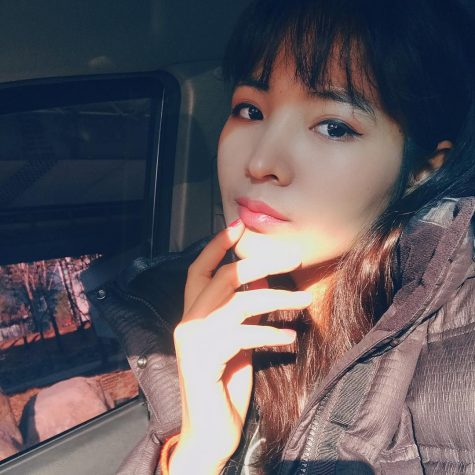 cơ thủ bida-Srong Pheavy selfie