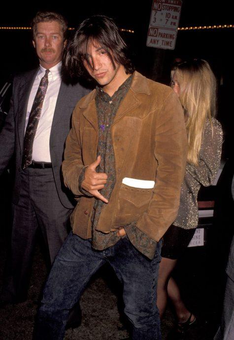 hành trình của diễn viên keanu reeves 1991