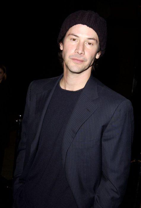 hành trình của diễn viên keanu reeves 2003