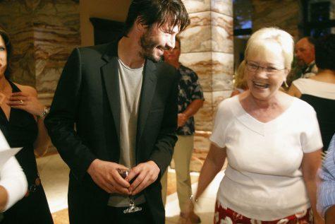 hành trình của diễn viên keanu reeves 2004
