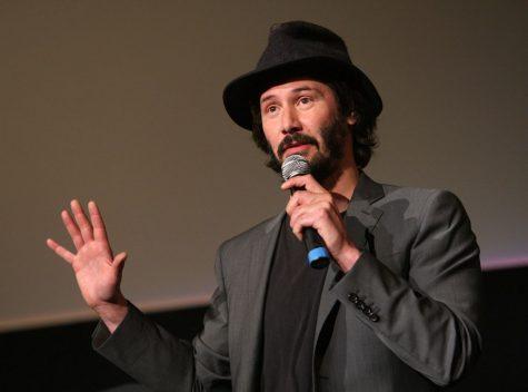 hành trình của diễn viên keanu reeves 2009