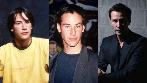 Ngắm nhìn diễn viên Keanu Reeves qua năm tháng sự nghiệp tại Hollywood
