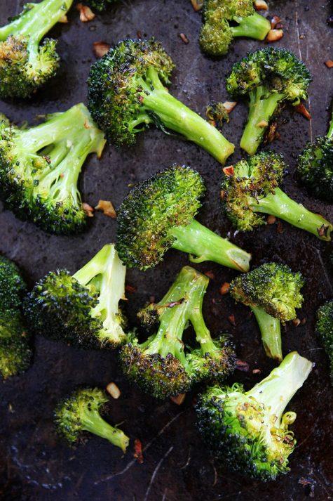 thực phẩm giảm cân bông cải