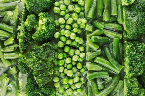 thực phẩm giảm cân rau xanh