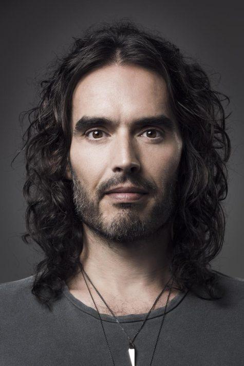 kiểu tóc nam dài của diễn viên russell brand