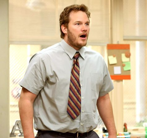 Chris Pratt - elle man 3