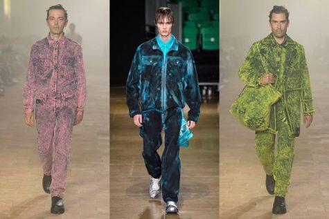 bài học phong cách thời trang tại Pitti Uomo ss20 over dyed