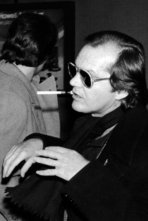 phong cách thời trang sân bay của Jack Nicholson 1977