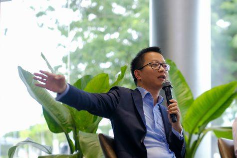 Anh Nguyễn Gia Phong, đại diện Leica Camera