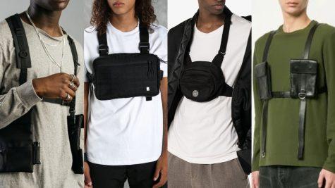 """7 mẫu túi thời trang nam phong cách Utilitarian """"hot"""" của 2019"""