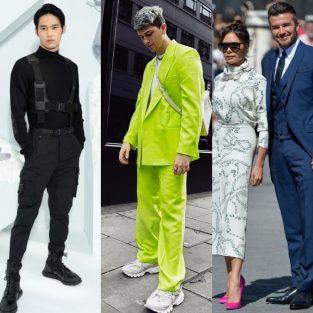 Bảng xếp hạng thời trang sao nam ấn tượng tuần 3 tháng 6/2019