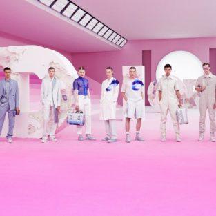 Bộ sưu tập Dior Men Hè 2020: Quá khứ của tương lai