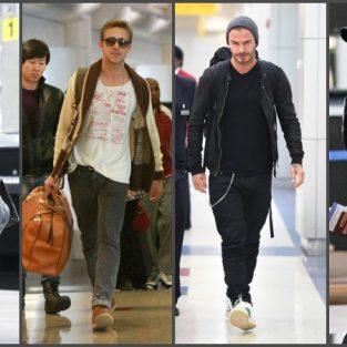 Tạo dựng phong cách thời trang sân bay cho chàng trai hiện đại