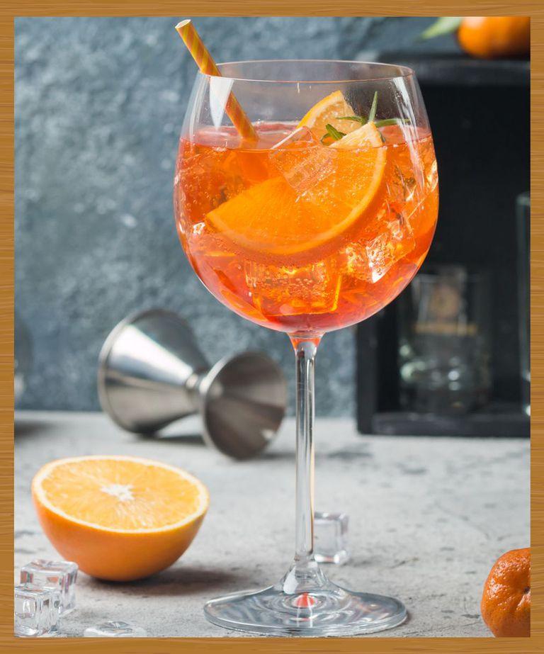 đồ uống ngon Aperol Spritz