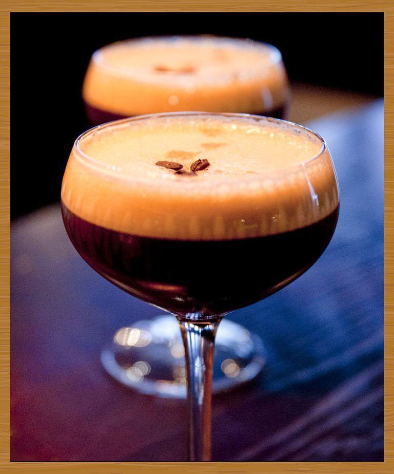 đồ uống ngon Espresso Martini