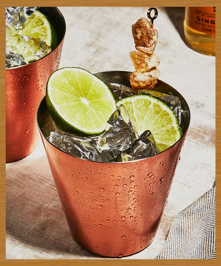 đồ uống ngon Moscow Mule