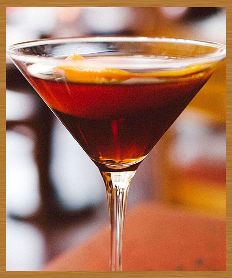 5-manhatan đồ uống ngon