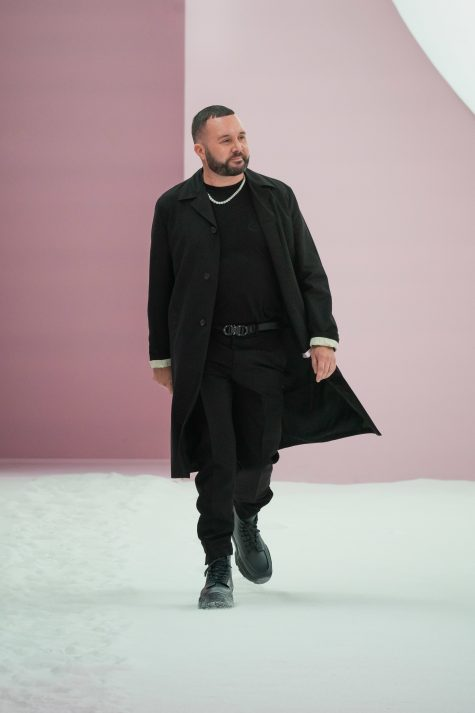 Giám đốc nghệ thuật Dior Men - Kim Jones