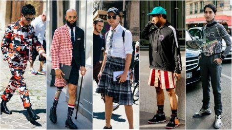Bản hòa ca đa sắc màu của thời trang đường phố Paris Xuân-Hè 2020