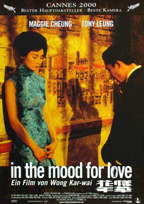 """Poster phim """"Tâm trạng khi yêu"""""""
