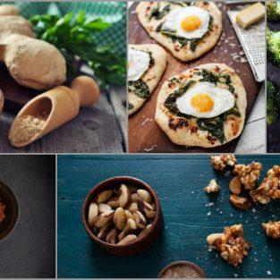 10 loại thực phẩm giảm cân và tăng cường trao đổi chất hiệu quả